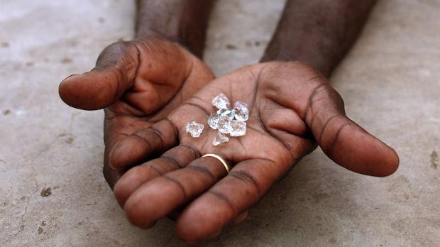 Алмазные копи Соломона Израилевича