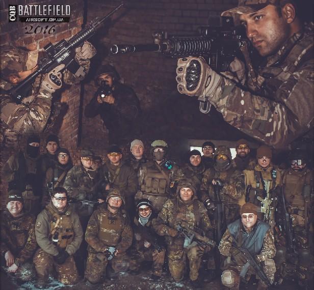 CQB Battlefield Project
